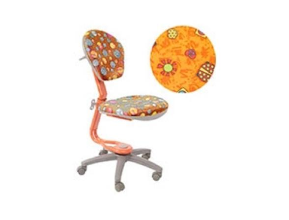 Кресло BURO KD-5/Or/LB-Orange