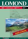 Бумага Lomond A4/140г/м2/50л. глянцевая для струйной печати до 2880dpi hv (0102054)