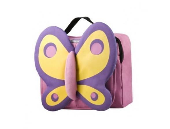 Портфель Samsonite U22*016 Sammies Dreams Roll Schoolbag Butterfly