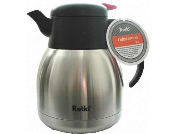Термокувшин Retki Cafе, 1 л