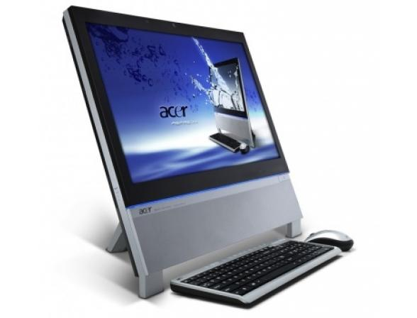 Моноблок Acer Aspire Z5763 PW.SFNE2.048+wireless keyboard +mouse