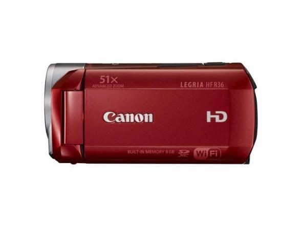 Видеокамера Canon LEGRIA HF R36