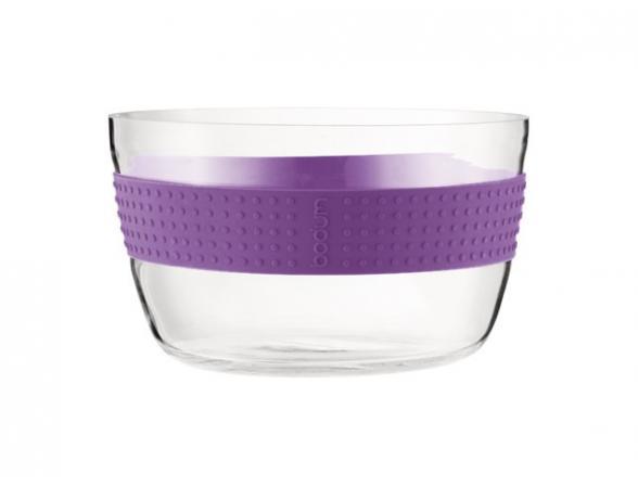 Салатник BODUM Pavina d21см фиолет.