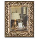 Зеркало в багетной раме EVOFORM фреска (46х56см) BY 1371