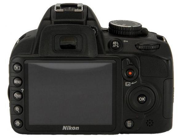 Зеркальный фотоаппарат Nikon D3100 Kit 18-105 VR