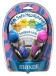 Наушники Maxell KIDS HEADPHONES BLUE