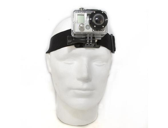 Аксессуар GoPro Head Strap Mount GHDS30