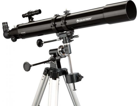 Телескоп-рефрактор Celestron PowerSeeker 80 EQ