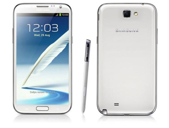 Смартфон Samsung Galaxy Note II 16Gb WhiteGT-N7100