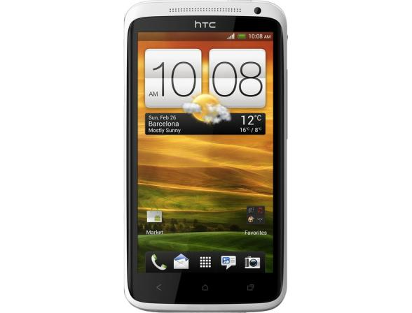 Коммуникатор HTC One X White 32GB