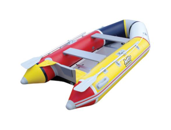 Лодка надувная JET! SYDNEY 300 PL TOMMY, разноцветная