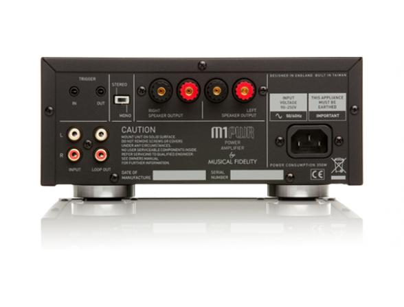 Усилитель Musical Fidelity M1PWR
