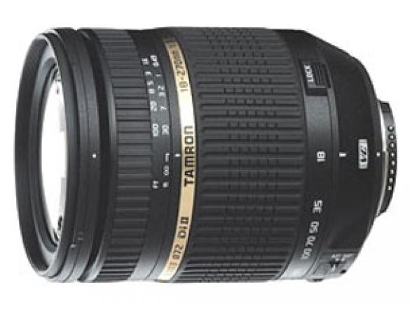 Объектив Tamron AF 18-270mm F/3.5-6.3 Di II VC LD Aspherical [IF] Macro Nikon F*