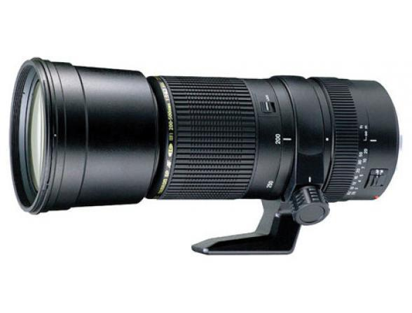 Объектив Tamron SP AF 200-500mm F/5-6.3 Di LD (IF) Canon EF