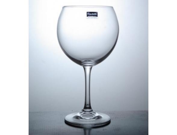 Набор бокалов для вина Bohemia Crystall Клара 460/бургундское вино