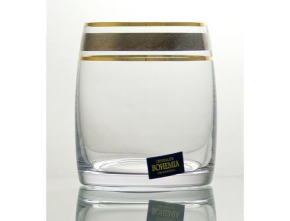 Набор стаканов для виски Bohemia Crystall Идеал/436342K/290/