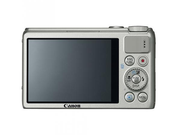 Цифровой фотоаппарат Canon PowerShot S100