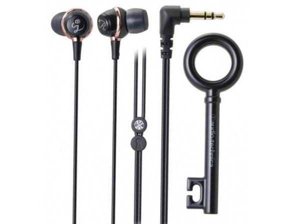 Наушники Audio-Technica ATH-CKF500 BK
