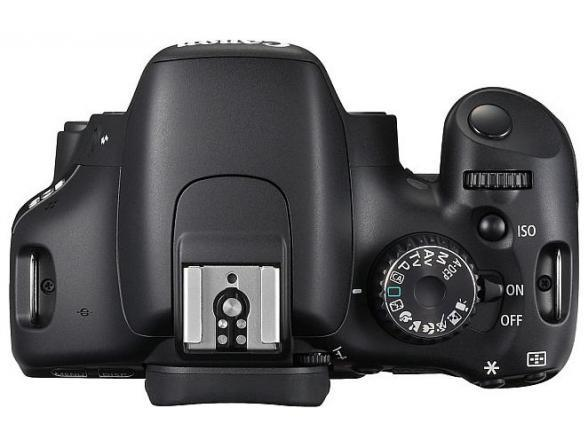 Зеркальный фотоаппарат Canon EOS 550D Body*