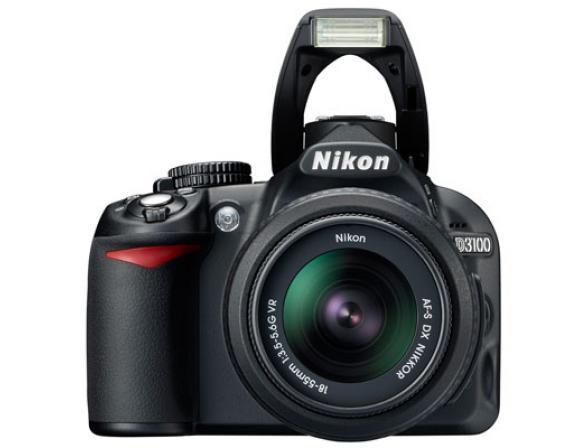 Зеркальный фотоаппарат Nikon D3100 Kit 18-55 II