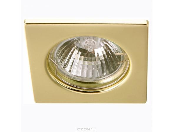 Светильник встраиваемый ARTELAMP QUADRATISCH A2210PL-3GO