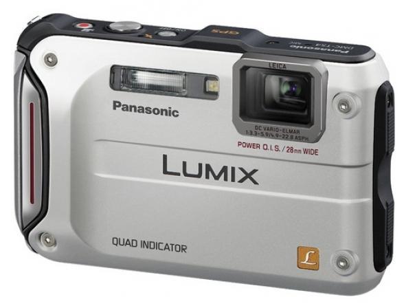 Цифровой фотоаппарат Panasonic Lumix DMC-FT4