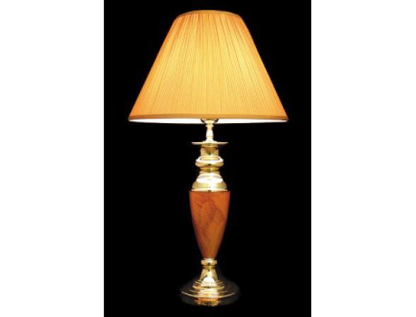 Настольная лампа Eurosvet 008B/1T RDM (янтарь)