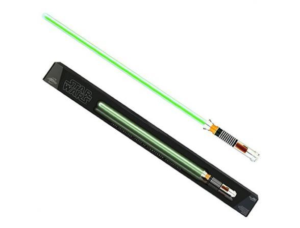 Световой меч Hasbro Luke Skywalker Force FX lightsaber