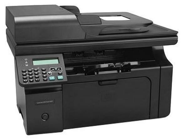 Многофункциональный аппарат HP LaserJet Pro M1212nf RU
