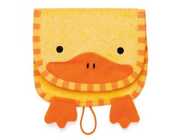 Мочалка в виде забавной варежки Skip Hop Zoo Wash Mitt
