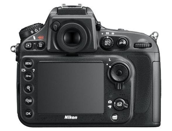 Зеркальный фотоаппарат Nikon D800 Body
