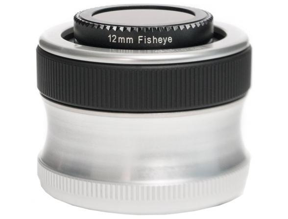 Объектив Lensbaby Scout with Fisheye for Nikon