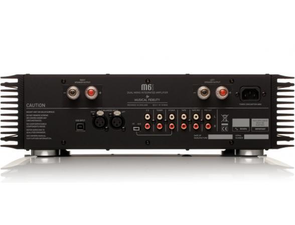 Интегральный усилитель Musical Fidelity M6i