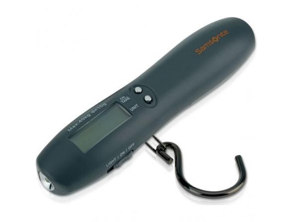 Весы-рулетка Samsonite U23*801 Digital Luggage Scale/Torch