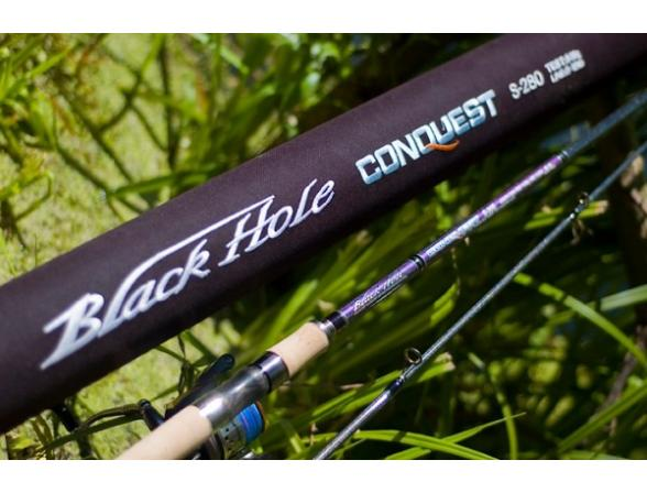 Спиннинг BLACK HOLE CONQUEST-260 4-18г
