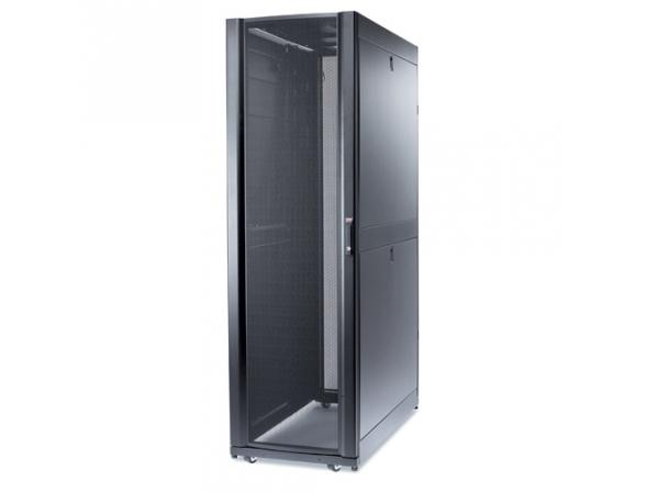 Стоечный шкаф APC NETSHELTER SX 42U/600MM/1200MM ENCLOSURE WITH ROOF AND SIDES BLACK