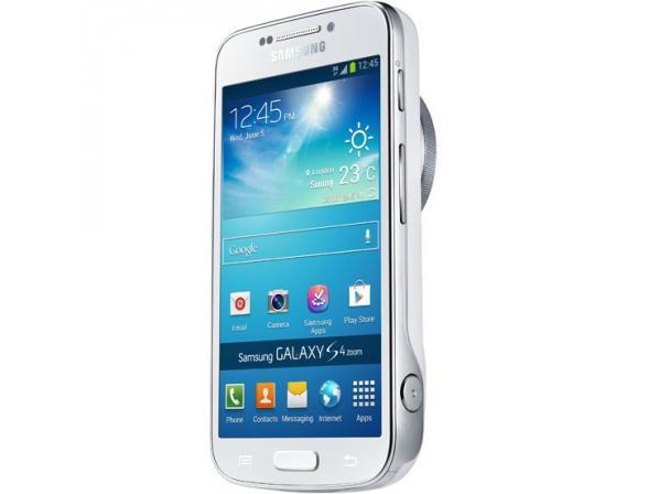 Смартфон Samsung Galaxy S4 Zoom SM-C101