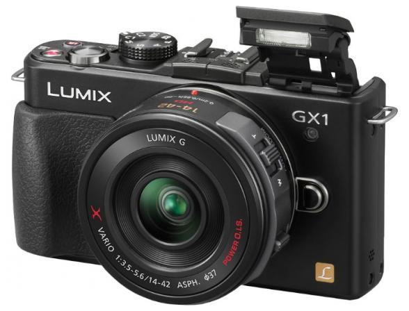 Цифровой фотоаппарат Panasonic Lumix DMC-GX1X Kit X14-42mm