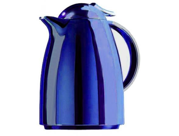 Термос-кофейник Emsa AUBERGE 0.65л синий 621650400