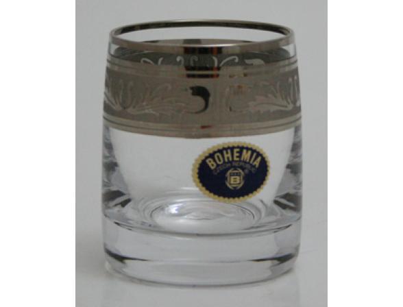 Набор рюмок для водки Bohemia Crystall Идеал/378500/60