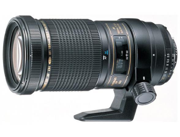 Объектив Tamron SP AF 180mm F/3.5 Di LD (IF) 1:1 Macro Canon EF