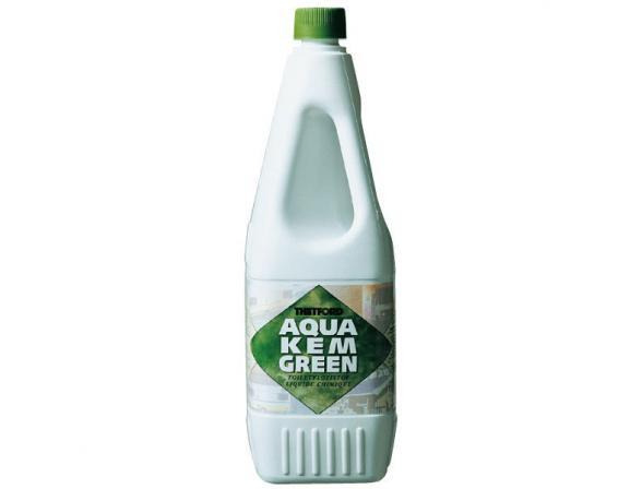 Жидкость для нижнего бака Thetford Aqua Campa Green 2л