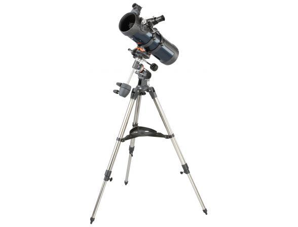 Телескоп-рефлектор Celestron AstroMaster 114 EQ