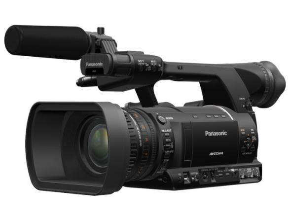 Видеокамера Panasonic AG-AC130AEN