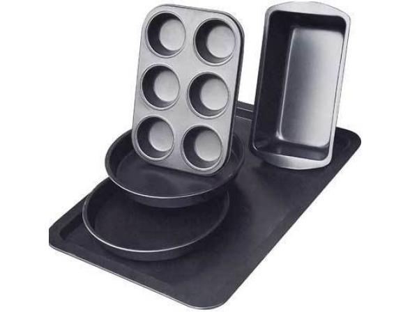 Набор форм для выпечки BEKKER BK-3951   5пр