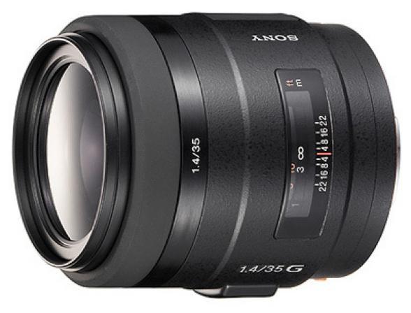Объектив Sony 35mm f/1.4G