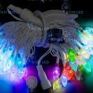 Светодиодная гирлянда Rich LED Шишки 7,5 м 50 LED-Шишек. Провод белый