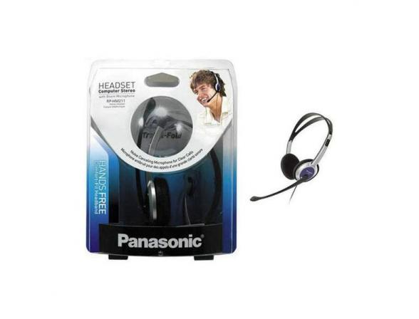Гарнитура Panasonic RP-HM 211 GU-A