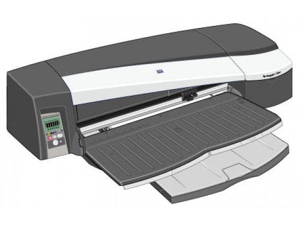 Плоттер HP DesignJet 130 плоттер A1+