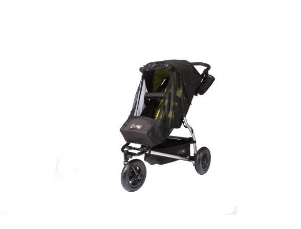 УФ защита - москитная сетка Mountain Buggy Swift/Mini Sun Cover